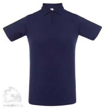 Рубашка поло мужская «Virma light», темно-синее