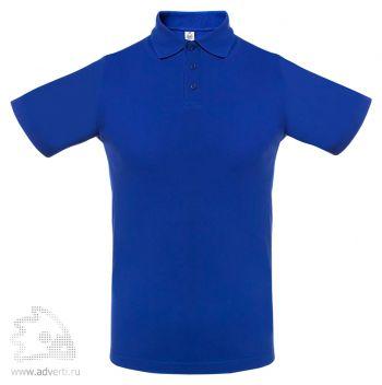 Рубашка поло мужская «Virma light», синее