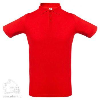 Рубашка поло мужская «Virma light», красное