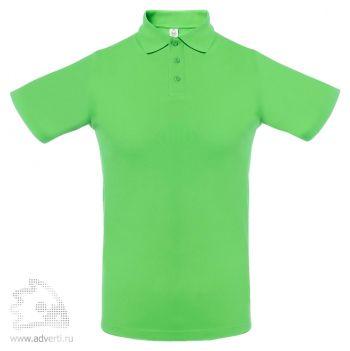Рубашка поло мужская «Virma light», зеленое