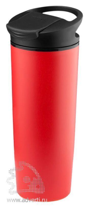 Термокружка «fixMug», красная