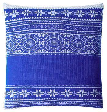Подушка «Скандик», светло-синяя