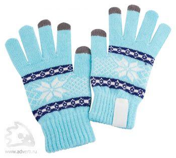 Сенсорные перчатки «Snowflake»
