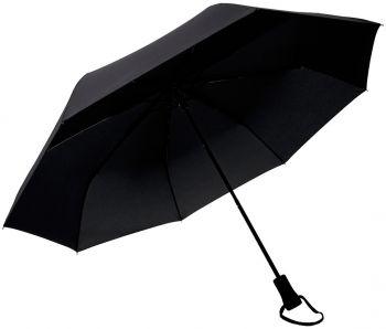 Зонт «Hogg Trek», механический, черный