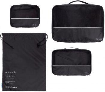 Дорожный набор сумок «noJumble» 4 в 1, общий вид