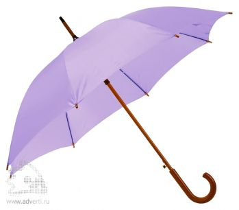 Зонт-трость «Unit Standard», полуавтомат, сиреневый