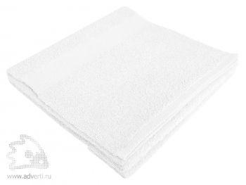 Полотенце махровое «Large», белое