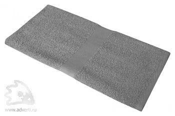 Полотенце махровое «Medium», серое