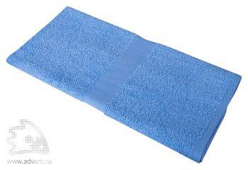 Полотенце махровое «Medium», голубое