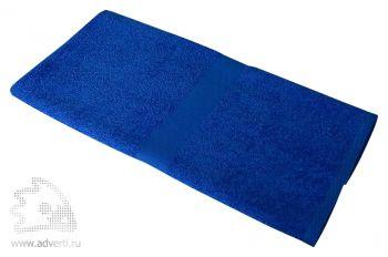 Полотенце махровое «Medium», синее