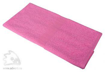 Полотенце махровое «Medium», розовое