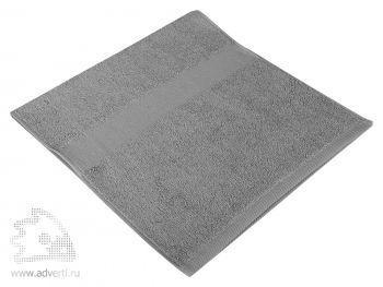 Полотенце махровое «Small», серое