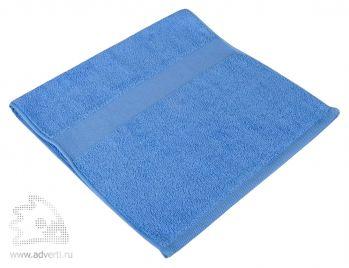 Полотенце махровое «Small», голубое