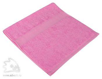 Полотенце махровое «Small», розовое