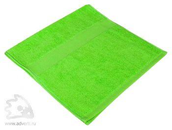 Полотенце махровое «Small», зеленое
