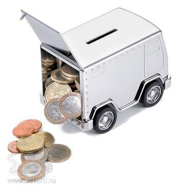 Копилка «Safe money» (TROIKA), общий вид
