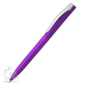 Ручка шариковая «Pin Silver», фиолетовая