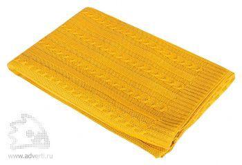 Плед «Comfort», желтый