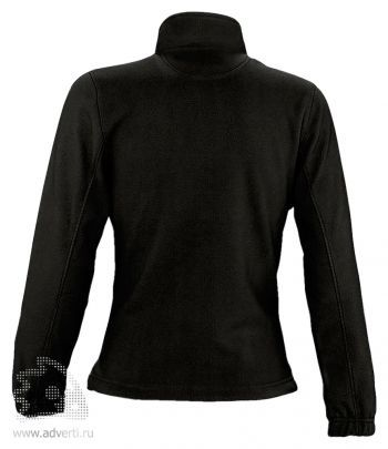 Куртка «North Women 300», женская, Sol's, Франция, вид со спины