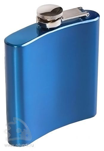 Фляжка «Medium», синяя