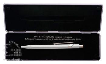 Ручка шариковая «Office Classic», открытый футляр