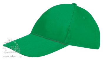 Бейсболка «Sunny», ярко-зеленая