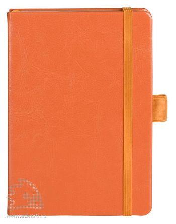 Записная книжка «Freenote», оранжевая