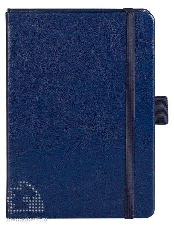 Записная книжка «Freenote», синяя