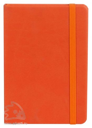 Блокнот «Freenote Mini», оранжевый