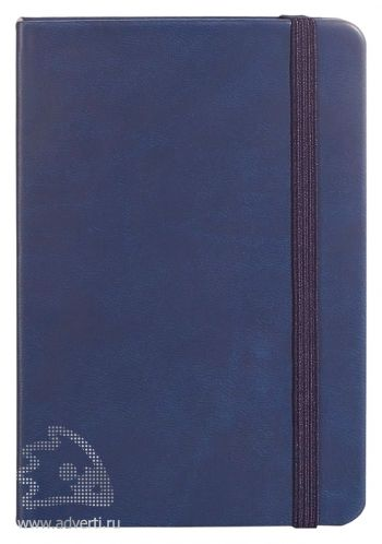 Блокнот «Freenote Mini», синий