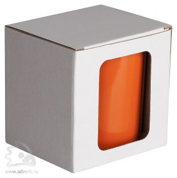 Упаковка «Window» под кружку, с примером
