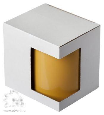 Упаковка «Casement» под кружку, с примером кружки