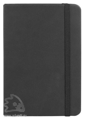 Записная книжка «Freenote», черная