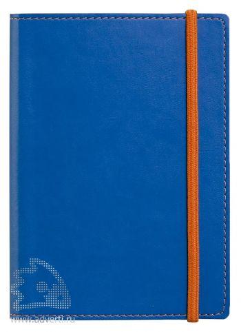 Блокнот «Vivid Colors», голубой