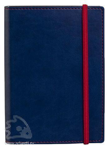 Блокнот «Vivid Colors», синий