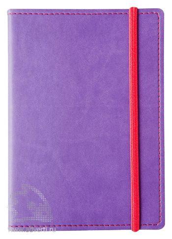 Блокнот «Vivid Colors», фиолетовый