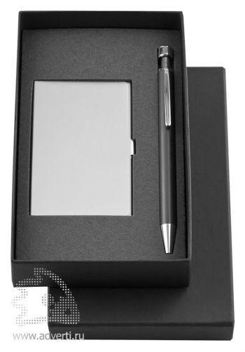 Подарочный набор «Joint», черный