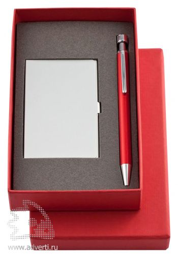 Подарочный набор «Joint», красный