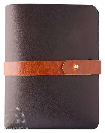 Автобумажник «Leaf Explorer», со светло-коричневым ремешком