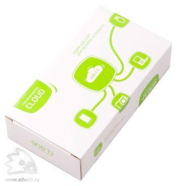 USB-разветвитель «Cloud», упаковка