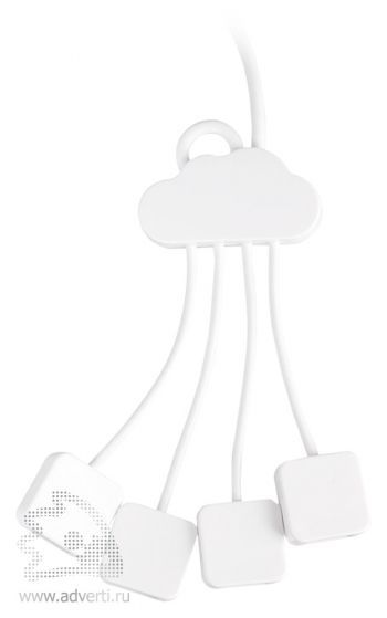 USB-разветвитель «Cloud»