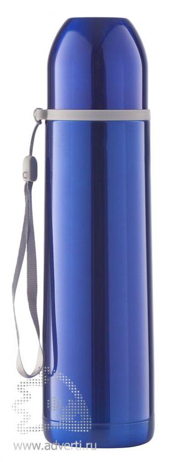 Термос «Color 500», синий