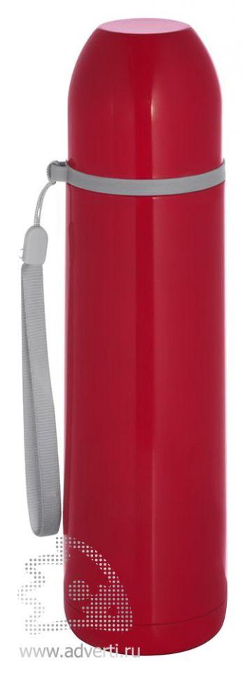 Термос «Color 500», красный