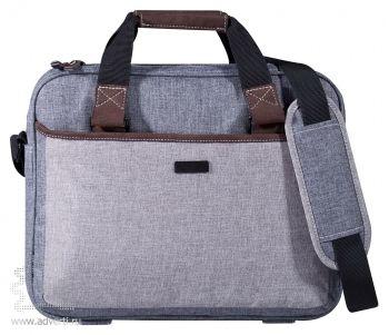 """Конференц-сумка «Барбадос» с отделением для ноутбука 15"""""""