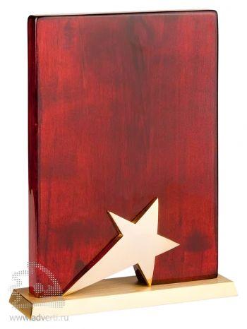 Наградная стела «Звездный чaс»