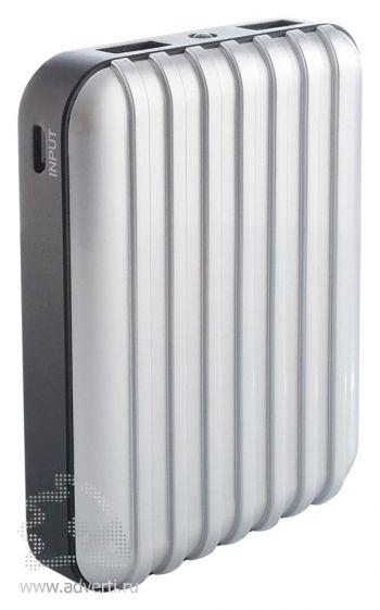 Универсальный внешний аккумулятор «Frequent Flyer PowerBank» 8800 mAh, общий вид