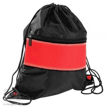 Рюкзак «Unit Sport», красный