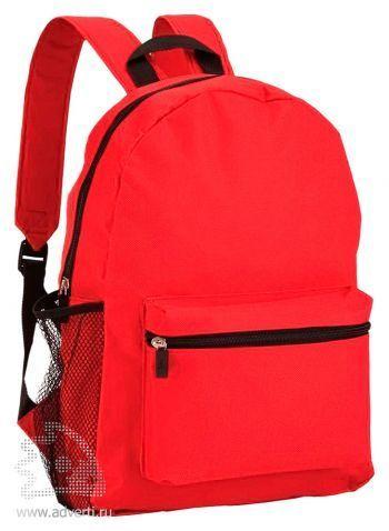 Рюкзак «Unit Easy», красный