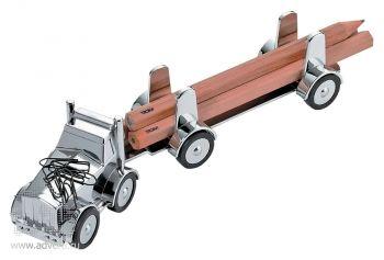 Подставка для карандашей и скрепок «Lumbertruck»