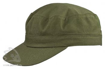 Бейсболка «Che», темно-зеленая